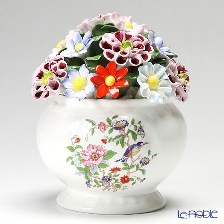 エインズレイ 陶花 ペンブロック カスケードボウル ラージ 18cm
