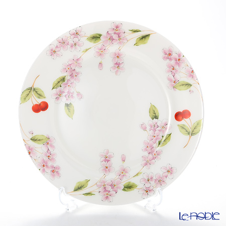 Aynsley Cherry Blossom Happiness Sweet Plate 20 cm