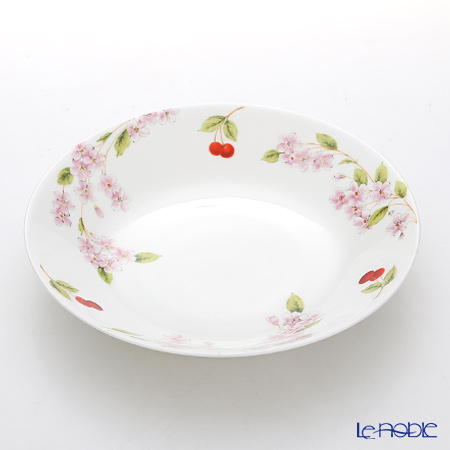 Aynsley 'Cherry Blossom Happiness' Pasta Bowl 23.5cm