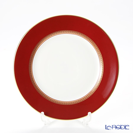 Wedgwood Renaissance Red Plate 20 cm