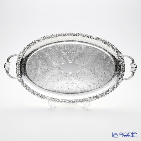 Queen Anne Oval Tray-Handles 0 / 6161
