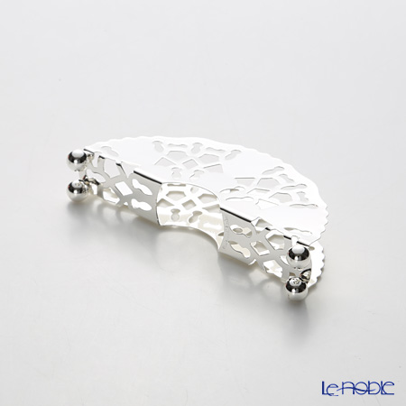 Queen Anne / Silver Plated '0/6867' Napkin Holder (S)