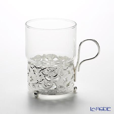 クイーン アン QUEEN ANNE(イギリス製銀メッキ)グラスカップ ハンドル付/ロイヤル 0/6322/7