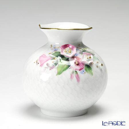 マイセン(Meissen) 波の戯れ 719391/50146 花瓶 小花 9cm
