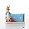 Enesco Peter Rabbit Perpetual Calendar 10x4.3xH9cm