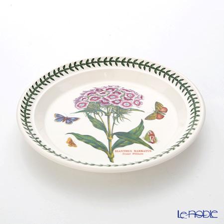 Portmeirion 'Botanic Garden - Sweet William' Plate 21.5cm