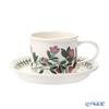 Portmeirion 'Botanic Garden - Cinquefoil' Breakfast Cup & Saucer 260ml