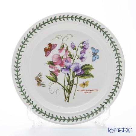 Portmeirion Botanic Garden Plate 25cm, Sweet Pea