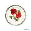 Portmeirion 'Botanic Roses - Fragrant Cloud' Plate 18.5cm