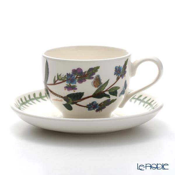 Portmeirion Botanic Garden Teacup and Saucer (T), Speedwell