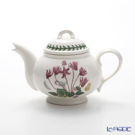 Portmeirion Botanic Garden Teapot 1 Cup, Cyclamen