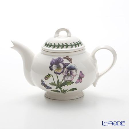 Portmeirion 'Botanic Garden - Pansy' Tea Pot (for 1 Cup) 200ml