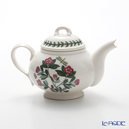 Portmeirion 'Botanic Garden - Rhododendron' Tea Pot (for 1 Cup) 200ml