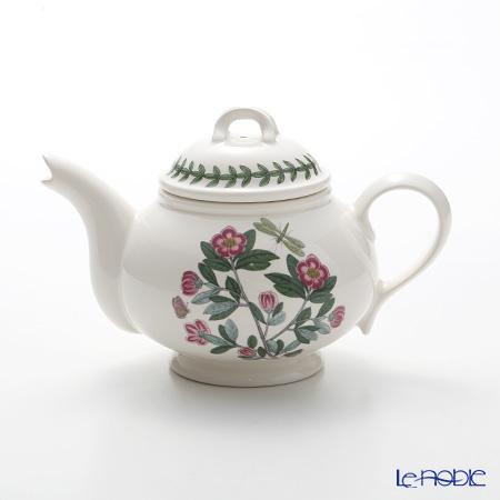 Portmeirion Botanic Garden Teapot 1 Cup, Rhododendron