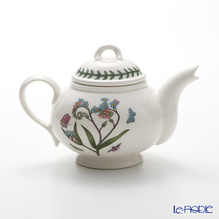 Portmeirion 'Botanic Garden - Forget Me Not' Tea Pot (for 1 Cup) 200ml
