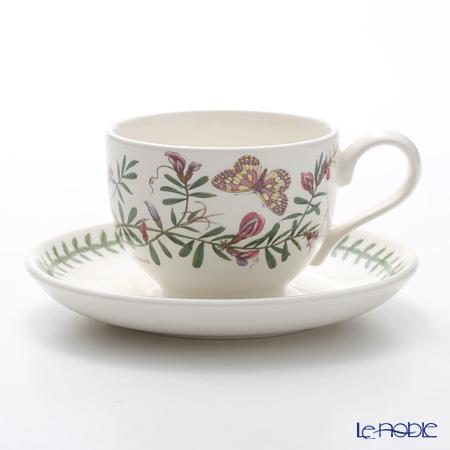 Portmeirion Botanic Garden Teacup and Saucer (T), Common Vetch