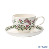 Portmeirion 'Botanic Garden - Common Vetch' Footed Breakfast Cup & Saucer 280ml