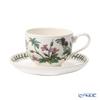 Portmeirion 'Botanic Garden - Herb Robert' Footed Breakfast Cup & Saucer 280ml