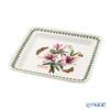 Portmeirion 'Botanic Garden - Lily Flowered Azalea' Square Plate 27x27cm