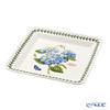 Portmeirion 'Botanic Garden - Hydrangea' Square Plate 27x27cm