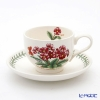Portmeirion Botanic Garden Flower of the Month April Teacup and Saucer, Primula