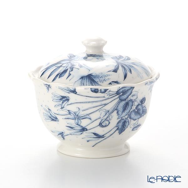 Portmeirion 'Botanic Blue' Sugar Bowl 10cm