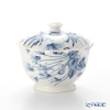 Portmeirion Botanic Blue Sugar Bowl 11 cm