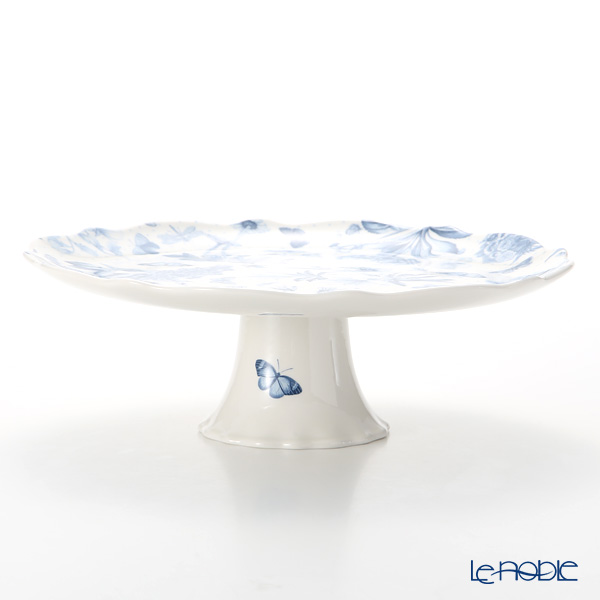 Portmeirion 'Botanic Blue' Cake Stand 25.5xH8.5cm