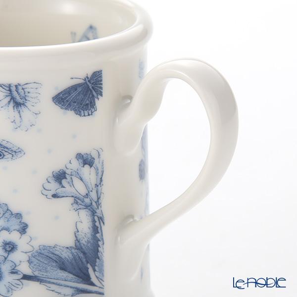 Portmeirion 'Botanic Blue' Tankard Mug 350ml