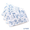 Portmeirion Botanic blue Place mat set (4 pieces)