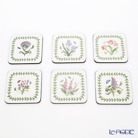Portmeirion 'Botanic Garden' Square Coaster (set of 6 patterns)