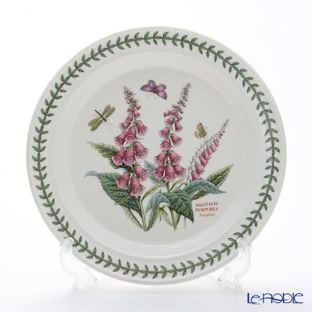 Portmeirion Botanic Garden Plate 25 cm, Foxglove