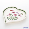 Portmeirion Botanic Garden Heart Dish, Treasure Flower
