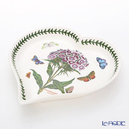 Portmeirion Botanic Garden Heart Dish, Sweet William