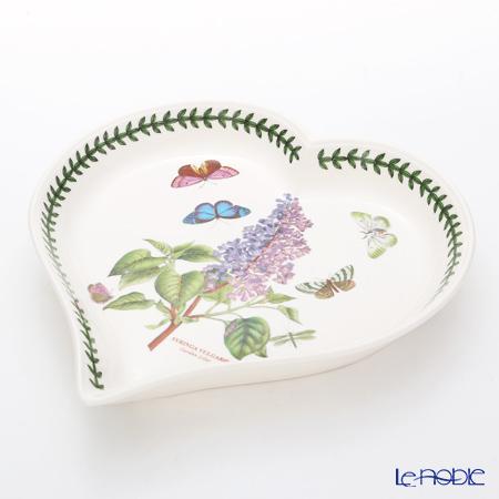 Portmeirion Botanic Garden Heart Dish, Lilac