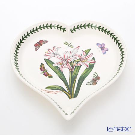 Portmeirion 'Botanic Garden - Belladonna Lily' Heart Dish