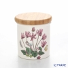 Portmeirion Botanic Garden Spice jars 6 cm cyclamen