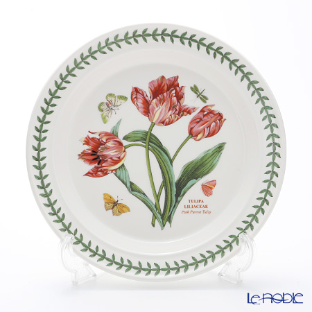 Portmeirion 'Botanic Garden - Tulip' Plate 26.5cm