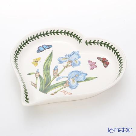 Portmeirion Botanic Garden Heart Dish, Iris
