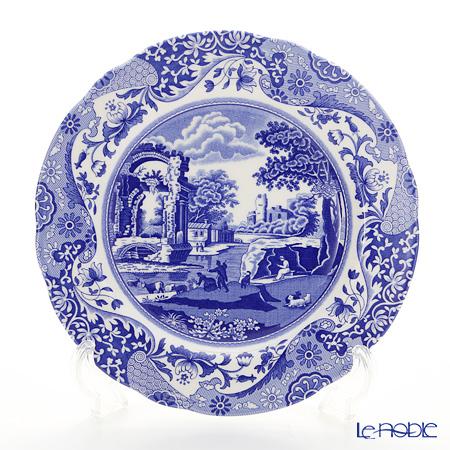 Spode Blue Italian Plate 23 cm