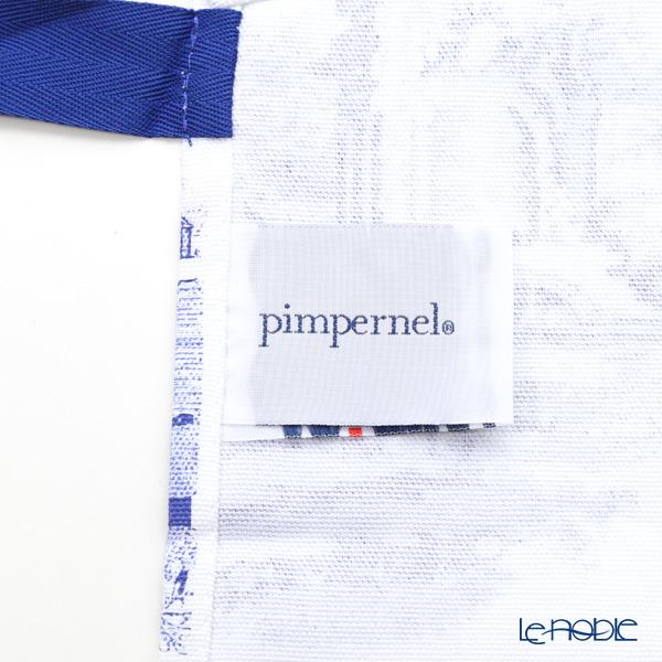 Pimpernel 'Blue Italian' Cotton Apron 70x95cm