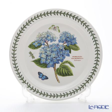 Portmeirion Botanic Garden Plate 25 cm, Hydrangea