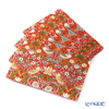 Pimpernel 'Strawberry Thief by William Morris' Red Place Mat 40x30cm (set of 4)