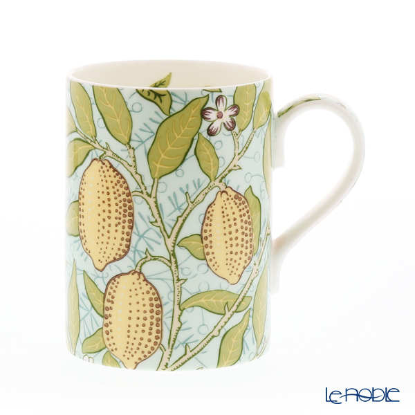 Royal Worcester Morris and Co for Royal Worcester Fruit Slate and Thyme Mug
