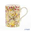Royal Worcester Morris and Co for Royal Worcester Golden Lily Olive and Russet Mug