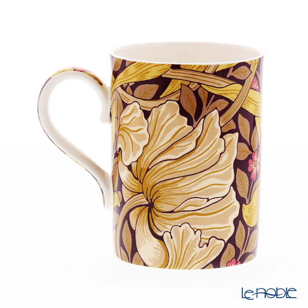 Royal Worcester Morris and Co for Royal Worcester Pimpernel Fig and Sisal Mug