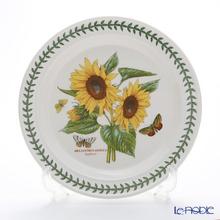 Portmeirion Botanic Garden Plate 25 cm, Sunflower