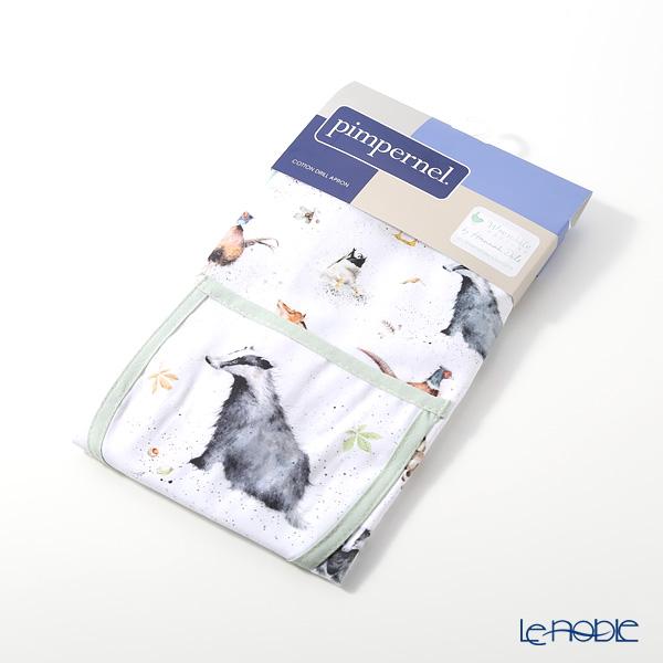 Pimpernel 'Wrendale (Animal)' Cotton Apron 62x83cm