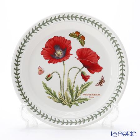 Portmeirion Botanic Garden Plate 20 cm, Poppy