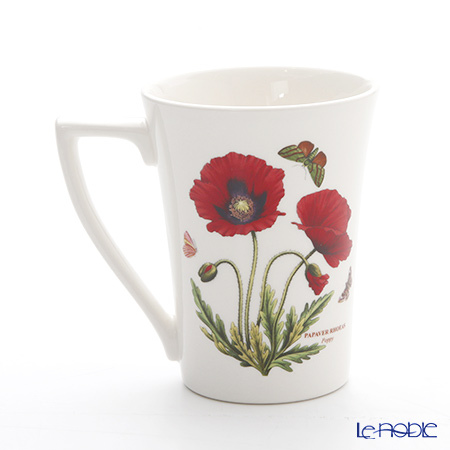 Portmeirion 'Botanic Garden - Poppy' Mug 280ml